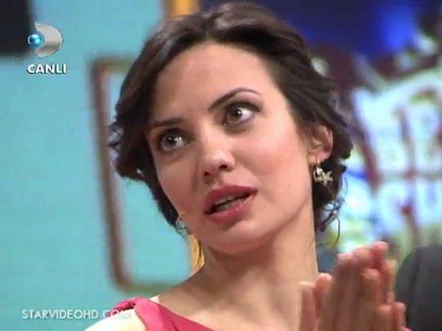 سولماز در سریال گوزل