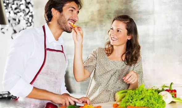 بالا بردن میل جنسی با خوراکی های مختلف