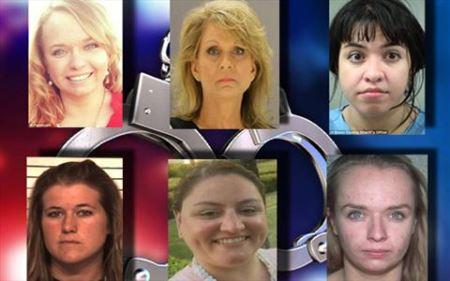 رابطه بی شرمانه معلم های زن در تگزاس با شاگردانشان! +عکس