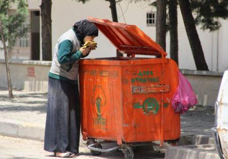 عکس های تکان دهنده دختر سوری در ترکیه