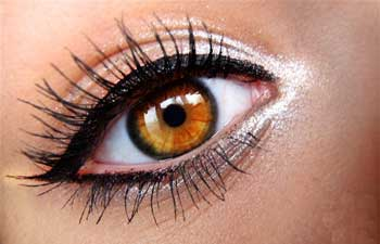 خط چشم مناسب انواع چشمها
