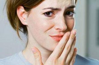 علل تلخی دهان زنان باردار,تلخی دهان