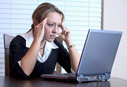 مشکل سندرم دیدن کامپیوتر و استفاده از عینک خاص کامپیوتر