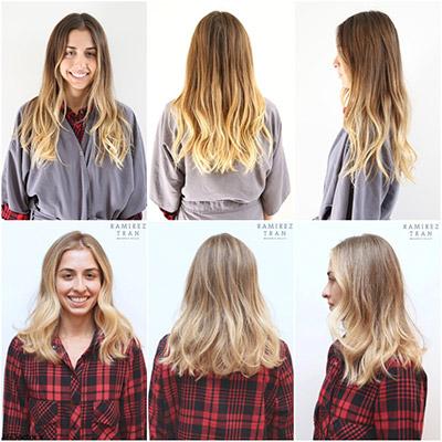 ترفندهایی برای نگهداری از موهای بلوند