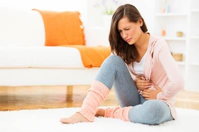 پریود شدن,کاهش بدخلقی پیش از قاعدگی, علائم پیش از قاعدگی
