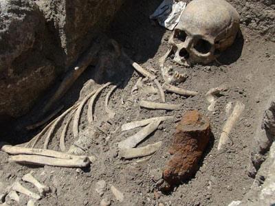 مومیایی کردن بدن, نحوه تجزیه بدن بعد از مرگ, مرگ انسان