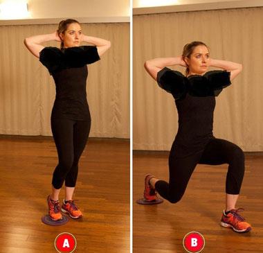 آموزش بدنسازی,تقویت عضلات بدن,کار با دمبل