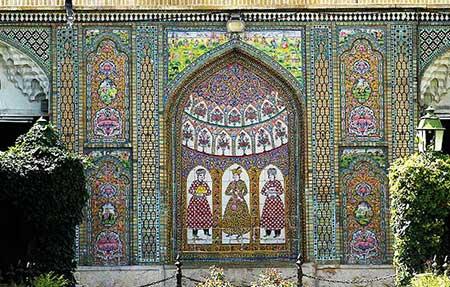 مکانهای تفریحی  شهر شیراز,ارگ کریمخان