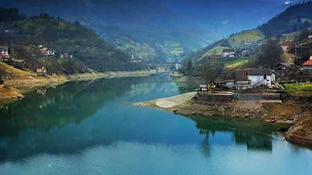 جاذبه های گردشگری بوسنی،جاهای دیدنی  بوسنی هرزگوین