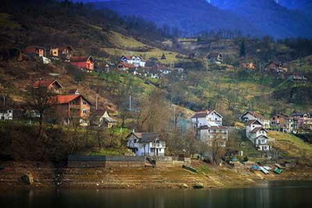 طبیعت بوسنی،آثار تاریخی  بوسنی هرزگوین