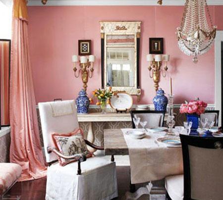 بهترین رنگ ها در دکوراسیون خانه,آشنایی با رنگ های مهربانی در دکوراسیون