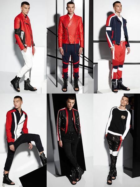 مُد بهار و تابستان 2015,مدل لباس های قرمز