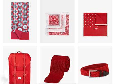 رنگ مُد بهار و تابستان 2015,لباس قرمز بهار و تابستان 2015