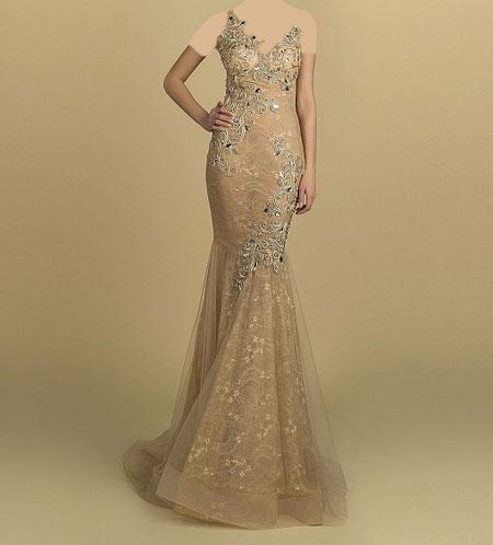مدل لباس مجلسی 2015 و لباس شب