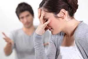 نارضایتی در زندگی زناشویی