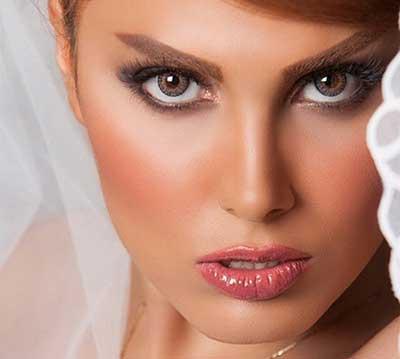 نحوه کوچک نشان دادن بینی با آرایش مناسب
