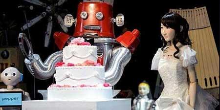 ازدواج روبات