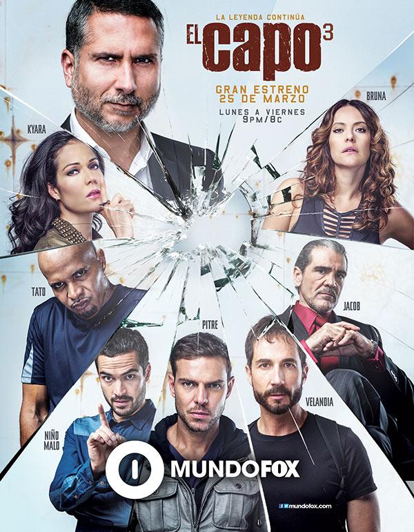 سریال الکاپو 3