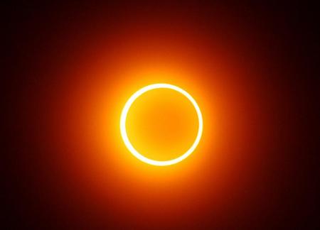 عکس خورشید