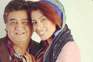 ازدواج تارا کریمی 26 ساله و همسرش رضا رویگری 68 ساله