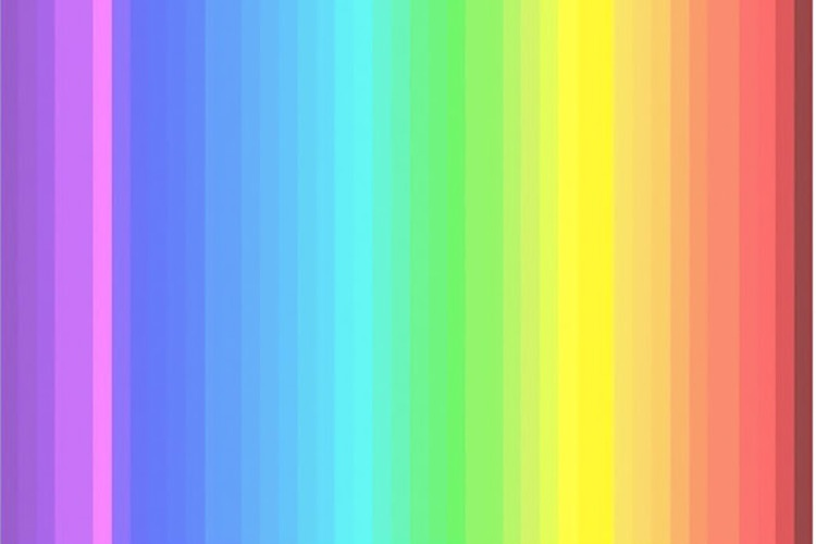 تست تشخیص رنگ : شما چند رنگ می بینید؟