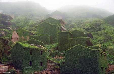 عکس های دیدنی از روستای زیبا ولی ترسناک!