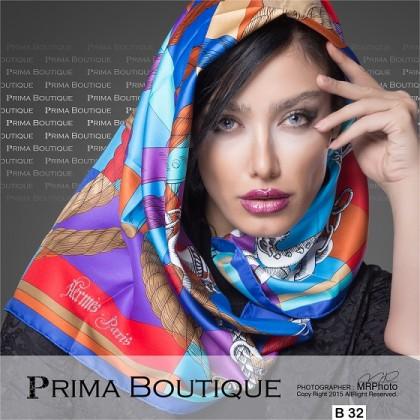 مدل های شیک و زیبای روسری ایرانی
