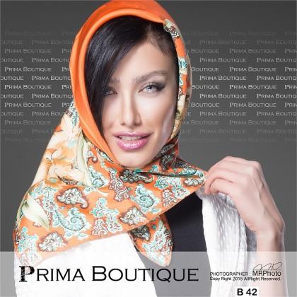 نحوه بستن روسری های مجری صدا سیما Merah muda jilbab