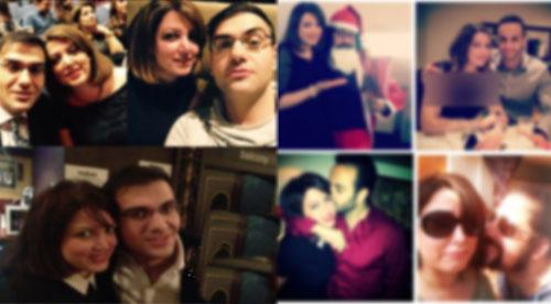 طلاق سالومه مجری من و تو از همسرش و اخراجش از شبکه