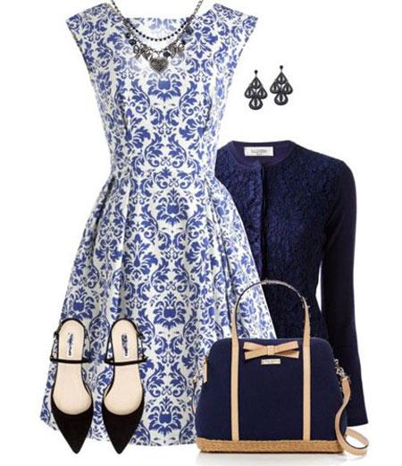 ست لباس تابستانی و بهاری