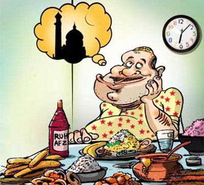شعر خنده دار و طنز ماه رمضان