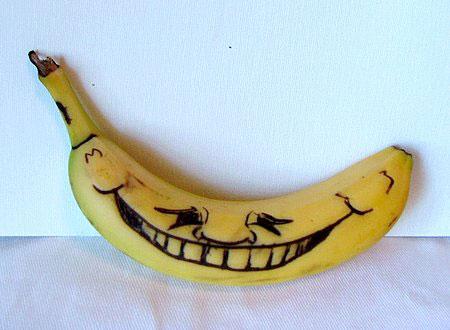 عکس های خنده دار میوه موز