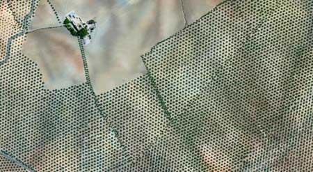 عکس های دیدنی هوایی از زمین