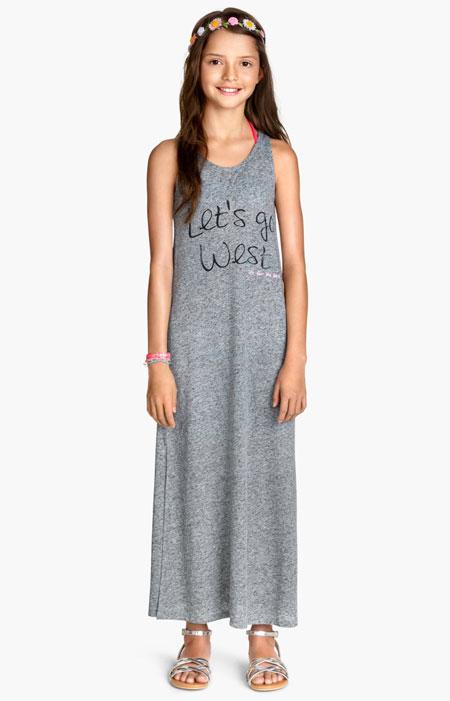 مدل پیراهن دخترانه وِیژه تابستان