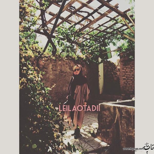 تصاویر جدید لیلا اوتادی