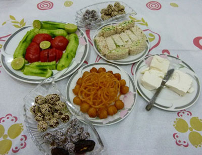نکات تغذیه ای ماه رمضان برای سلامت بدن