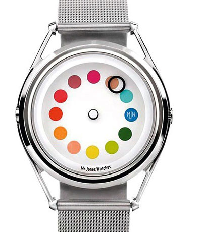 مدل ساعت رنگی زنانه ویژه تابستان