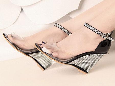مدل صندل های شیک زنانه تابستانی