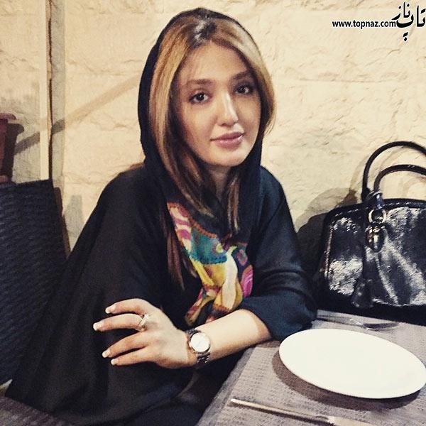 اینستاگرام نازلی رجب پور