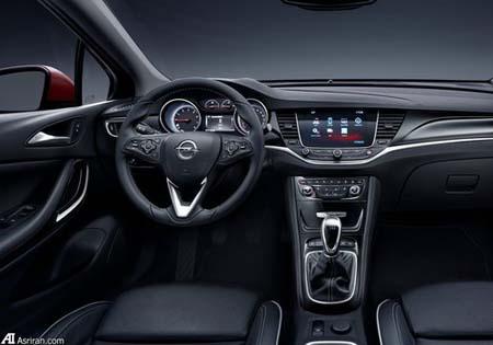 Opel اپل آسترا
