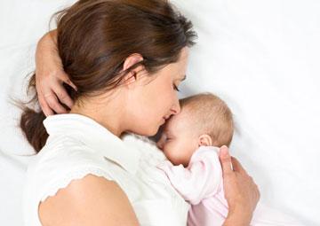 کاهش شیر مادر,کم بودن شیر مادر