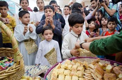 رسوم مردم ایران در ماه رمضان, آداب و رسوم