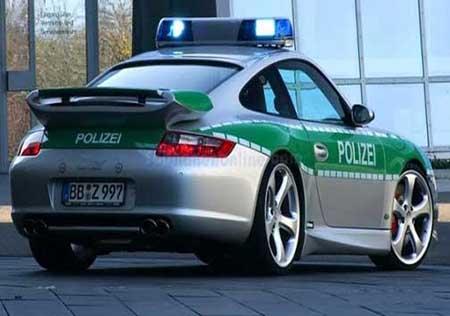 پلیس های سوپر اسپورت سوار در جهان +تصاویر