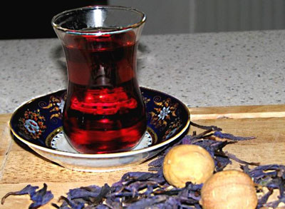 تغذیه در ماه مبارک رمضان,کاهش تشنگی در ماه رمضان,چایی
