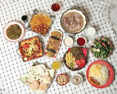 کم آبی بدن, تغذیه در ماه رمضان