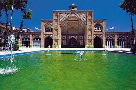 مسجد جامع بروجرد
