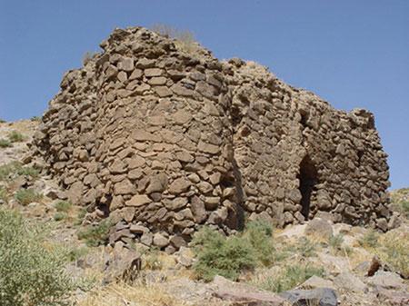تصاویر قلعه لمبسر در نزدیکی قزوین