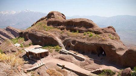 منطقه الموت,قلعه الموت