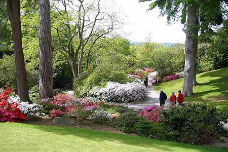 جالبترین باغهای دنیا