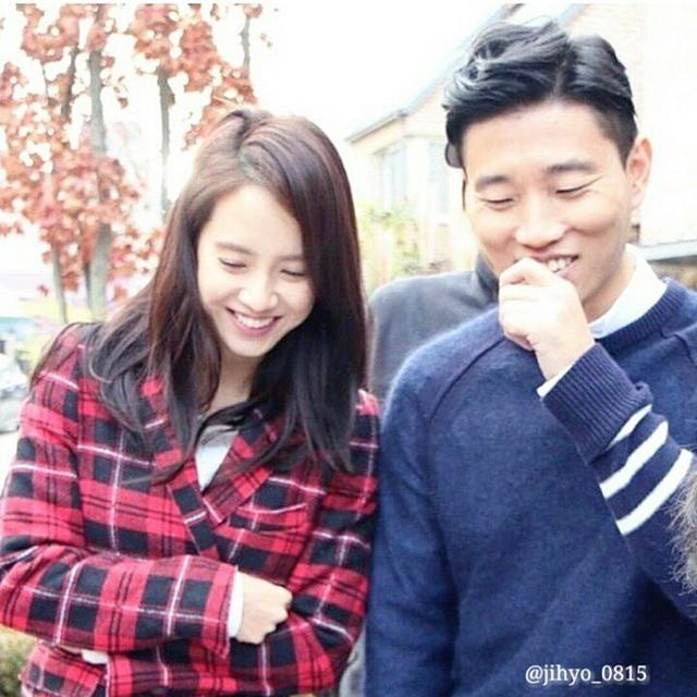 سونگ جی هیو بازیگر سریال سرنوشت یک مبارز